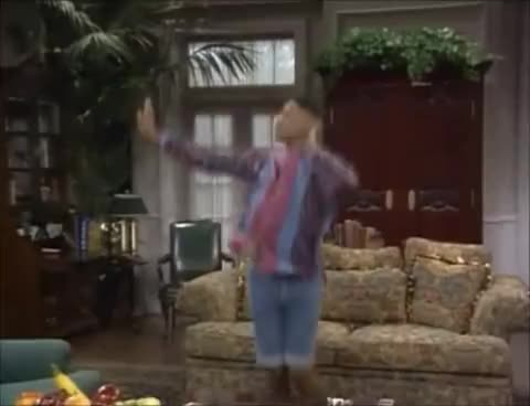 fresh prince of bel air, Will Smith Best of - The Fresh Prince of Bel-Air - Funny Moments GIFs
