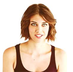 Watch and share Gifs Lauren Cohan Ohh You GIFs on Gfycat