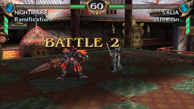 Watch and share Broken Destiny GIFs and Soul Calibur GIFs by Ramification on Gfycat
