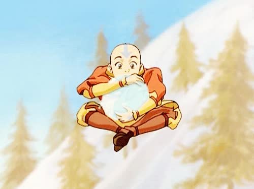 Watch aang GIF on Gfycat. Discover more related GIFs on Gfycat