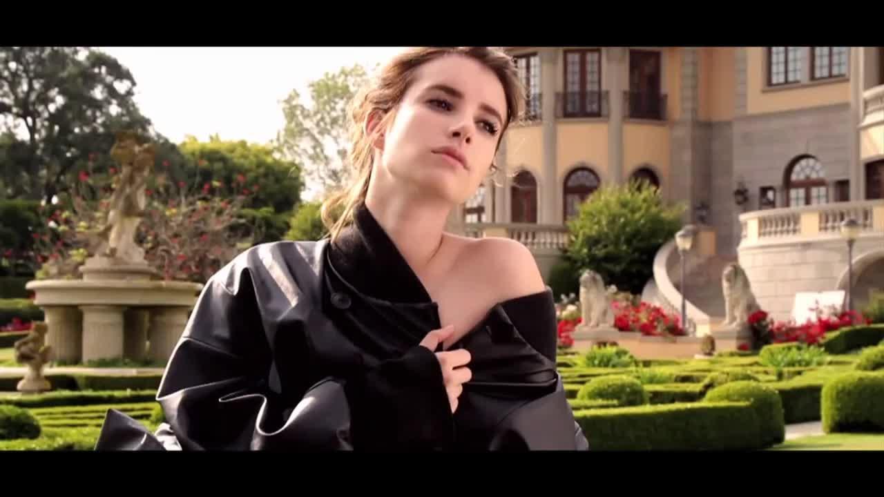 celebrities, celebrity, celebs, emma roberts, Emma Roberts ~ InStyle UK GIFs
