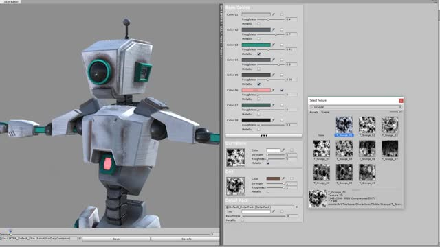 Watch Robot Editor (Dirt textures) GIF on Gfycat. Discover more related GIFs on Gfycat