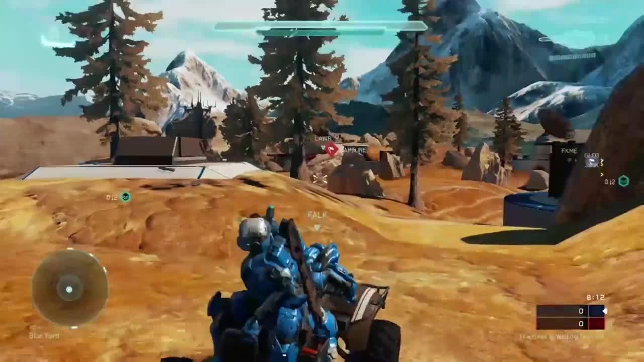 dashboard, halo, Halo 5: Guardians GIFs