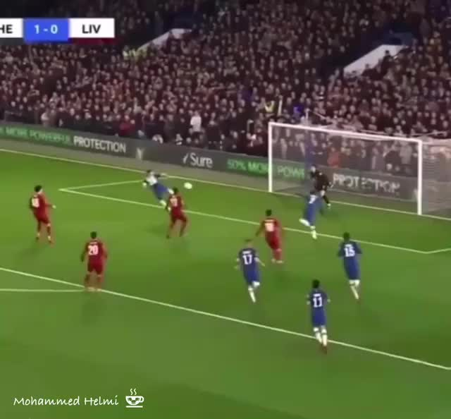 Watch and share Goalkeeper GIFs and Liverpool GIFs by Helmi.Cappuccino on Gfycat