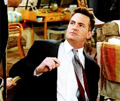 Watch friends, tv, tv show, 90s, chandler bing GIF on Gfycat. Discover more matthew perry GIFs on Gfycat