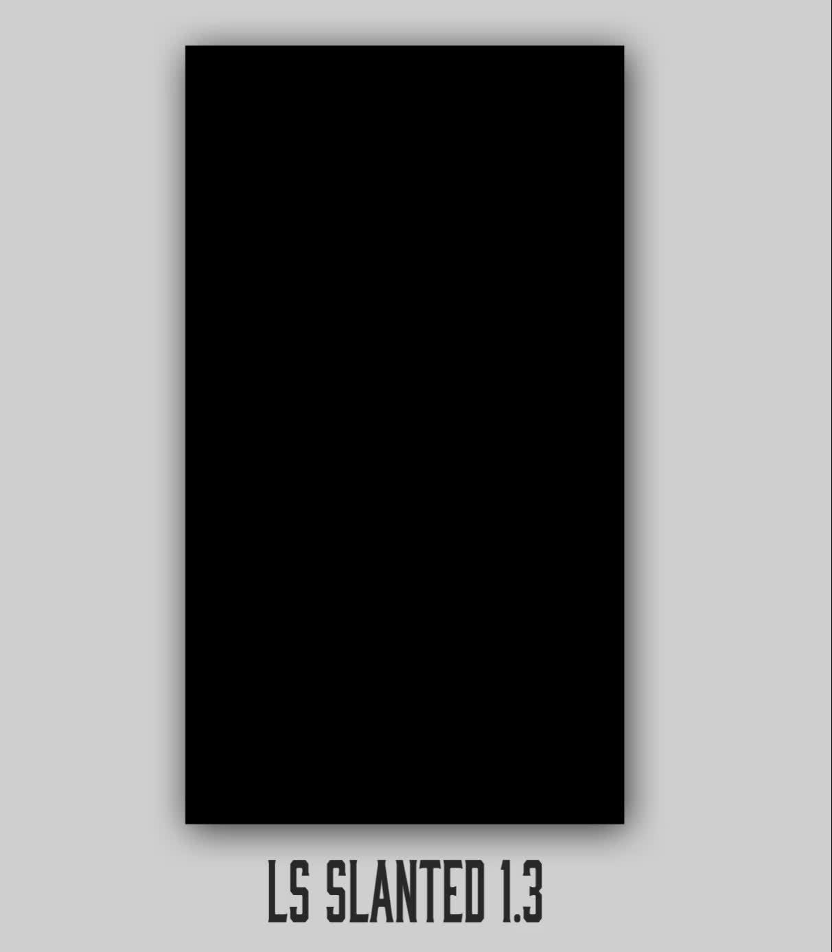 iosthemes, [Update] LS Slanted 1.3! (reddit) GIFs