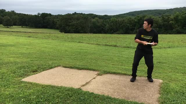 Watch Driving Form 2 (Destroyer, Brandywine Hole 9) GIF by @cuatronicko on Gfycat. Discover more discgolf GIFs on Gfycat
