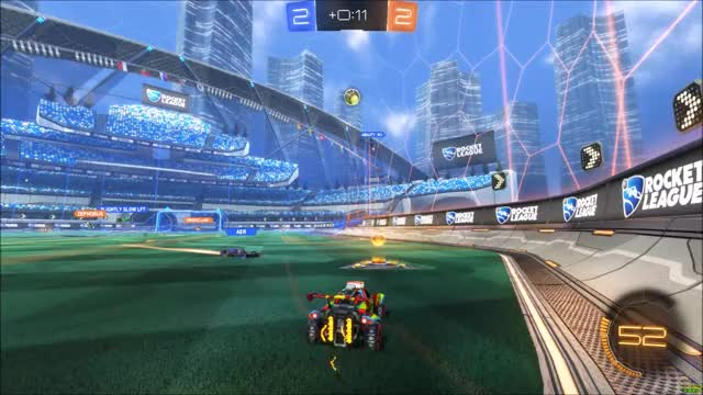 Watch and share Rocket League GIFs by zondebok on Gfycat
