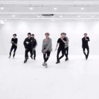 Watch and share Blood, Sweat, & Tears~Dance Practice Gifs GIFs on Gfycat