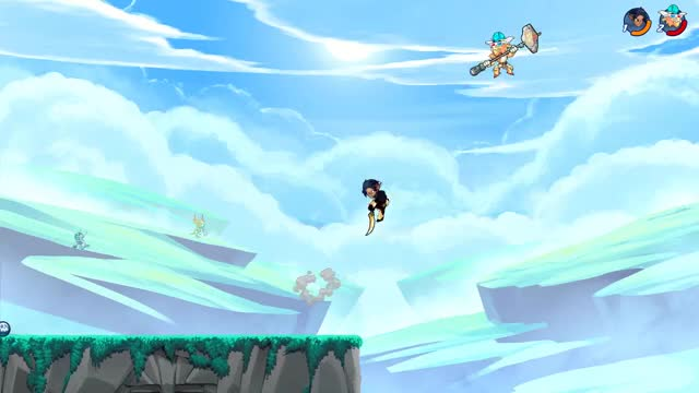 Watch and share Brawlhalla GIFs by excitepyke on Gfycat