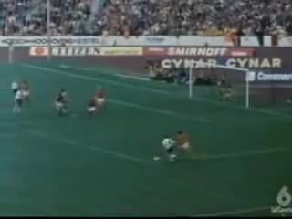 Champions, Final (film), League, Manchester, Soccer, United, fifa, football, germany, italy, Wrongly disallowed goal of Gerd Müller FINAL 1974) GIFs