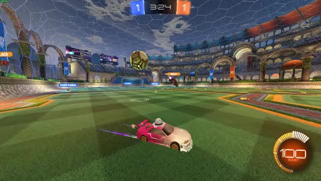 Watch and share Rocket League Clips GIFs by dthams on Gfycat