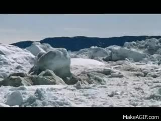 Watch and share ✔ Awesome Glacier Iceberg Time Lapse ~ Moving, Colliding, Falling, Floating, Melting Ice! GIFs on Gfycat