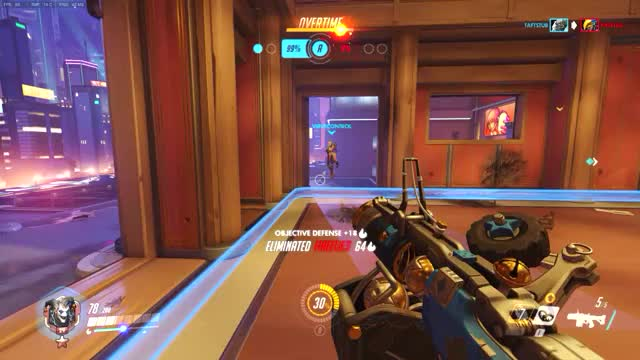 Watch OOOHHH!!! Rein You So Thought You Had It GIF by @plaidnglasses on Gfycat. Discover more 60fpsgfy, gamingpc, overwatch GIFs on Gfycat