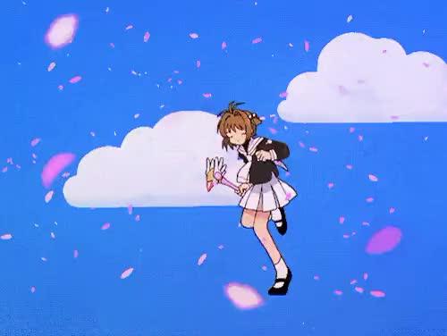 Watch and share Cardcaptor Sakura GIFs and Sakura Kinomoto GIFs on Gfycat