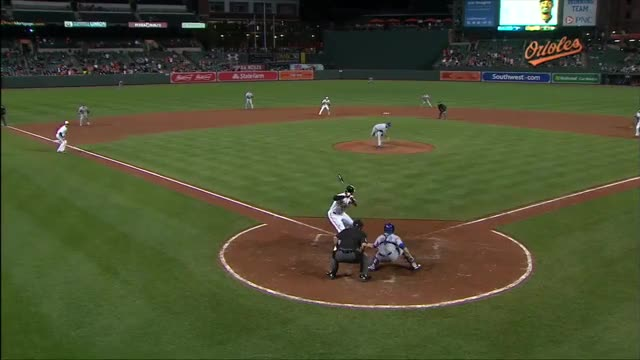 Watch and share Orioles Win On Passed Ball GIFs by aronsona on Gfycat