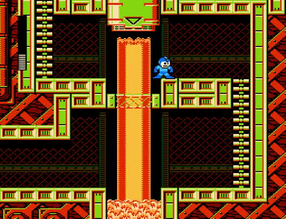 Watch and share Magma Pipe GIFs and Mega Man 9 GIFs on Gfycat
