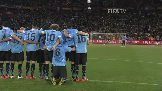 Watch The most memorable match of 2010 GIF on Gfycat. Discover more ghana, soccer, uruguay GIFs on Gfycat